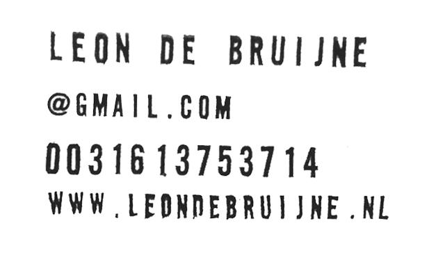 Leon de Bruijne